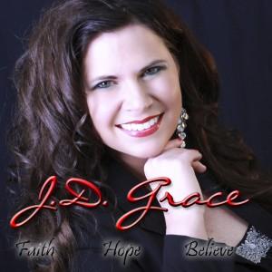 Janelle Grace CD Cover