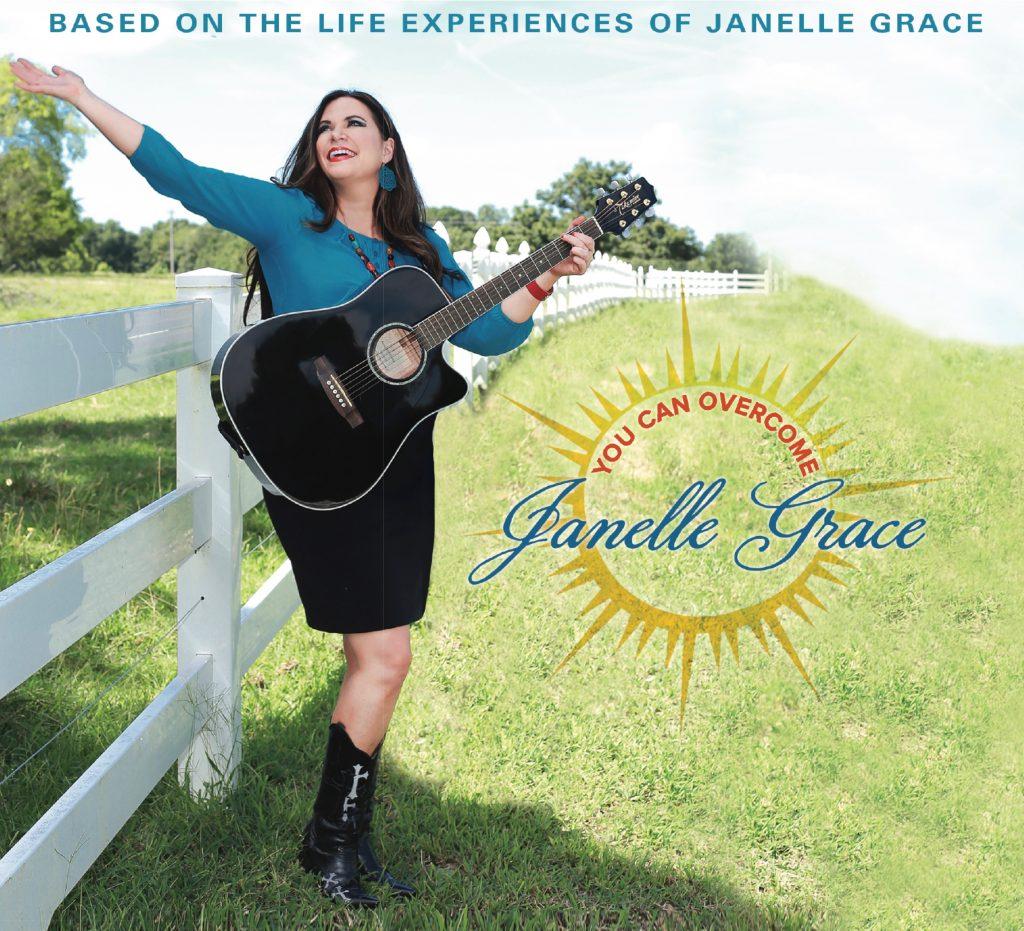 The Journey of Janelle Grace CD/DVD
