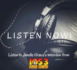 Janelle Grace Interview-Hometown Family Radio